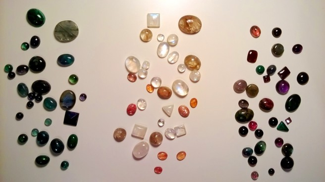 Gemstone bonanza