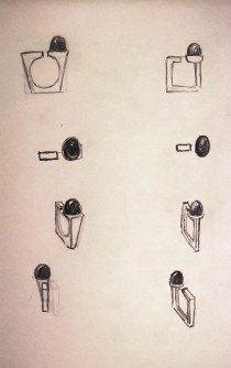 Sketches for rings