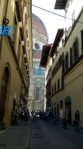Duomo/giant octopus