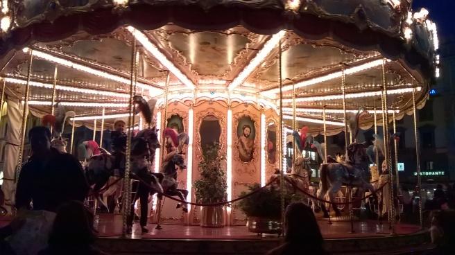 Carousel, Piazza della Repubblica
