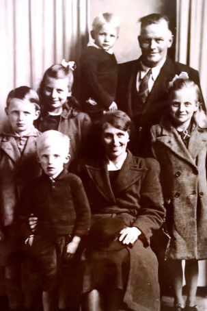 Murphy family pic