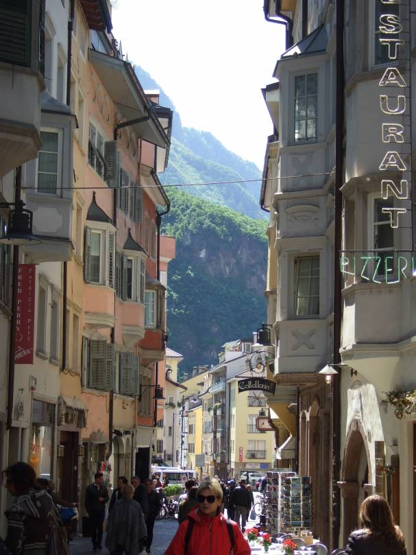 Out and about Bolzano