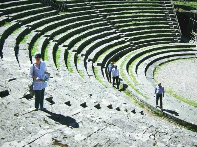 Fiesole amphitheatre 2